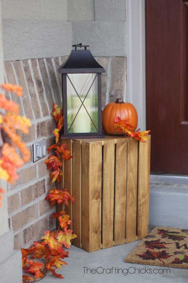 fall decorating 11