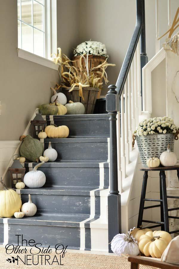 fall decorating 2