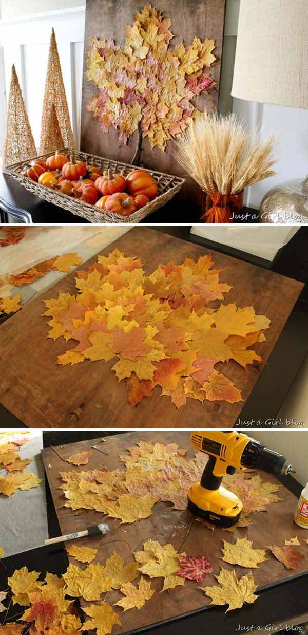 20+ Superb Fall Decorating Ideas