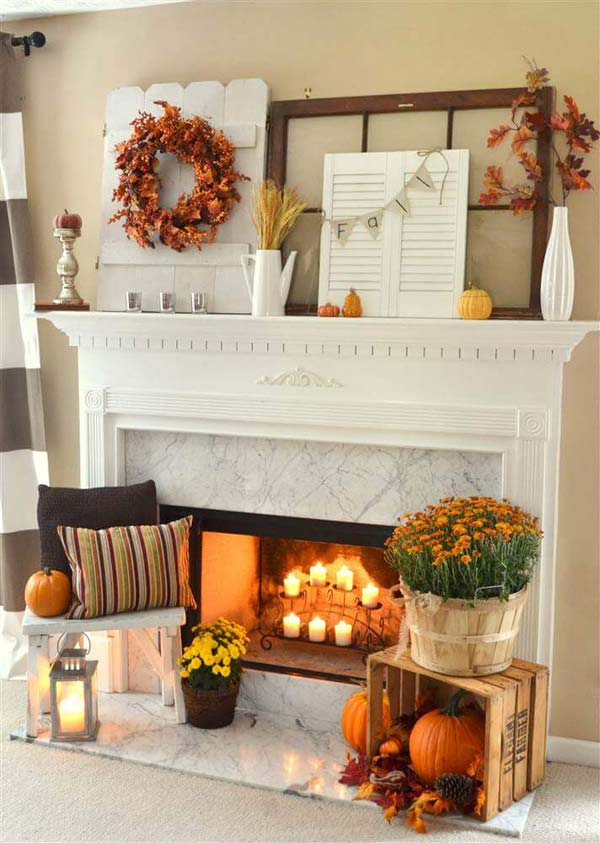fall decorating 8