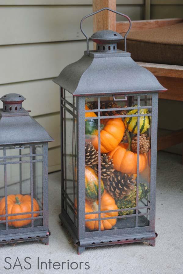 fall decorating 9