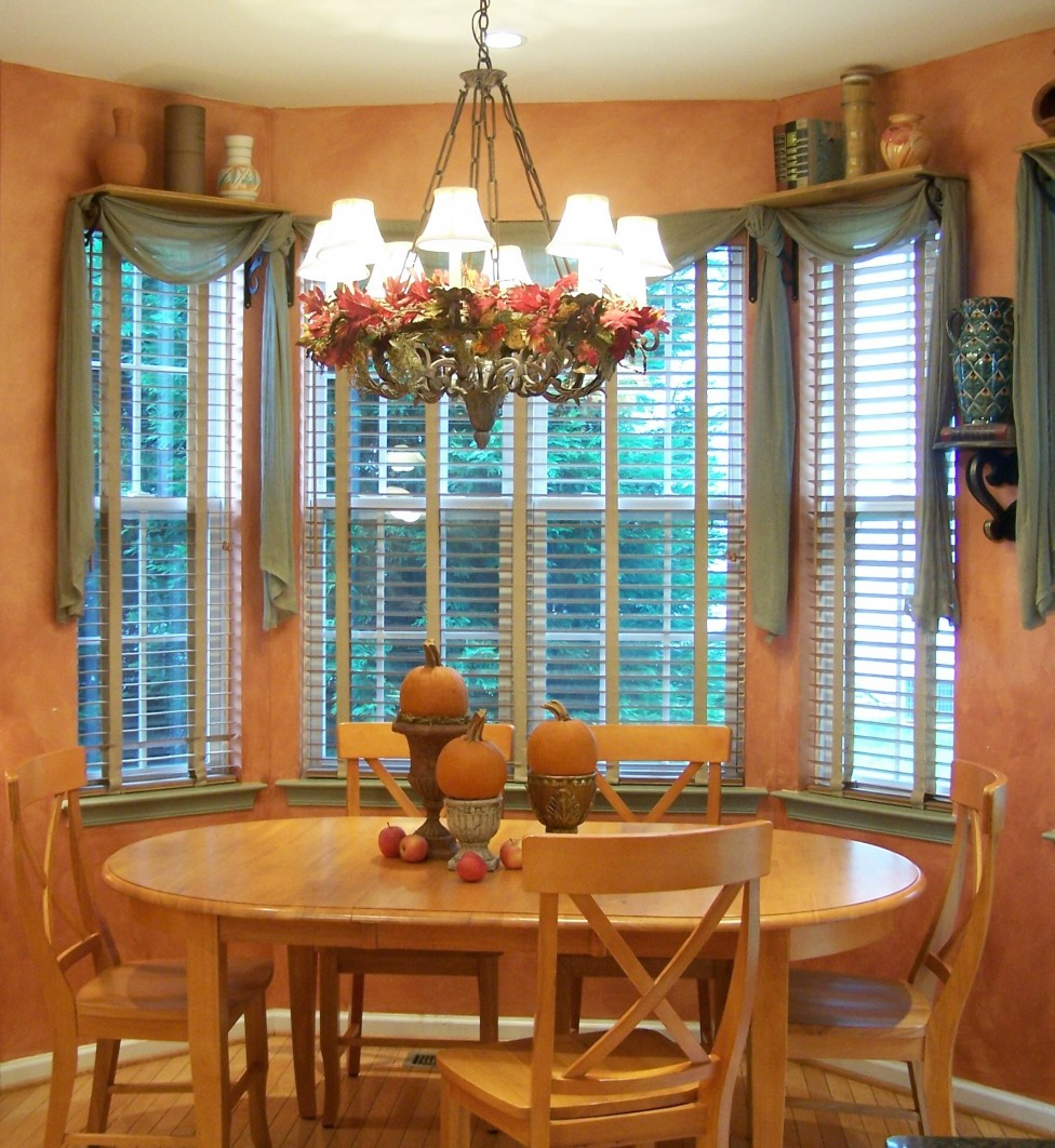 fall decorating color sizzle