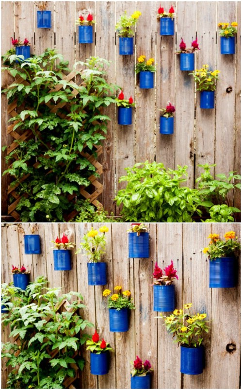 20+ Beautiful DIY Fence Decoration Ideas