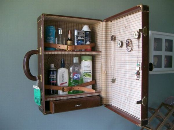 5 Ideas For Recycling Suitcase