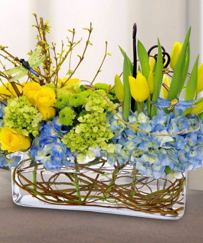 20+ DIY Ideas for Creative Floral Arrangements