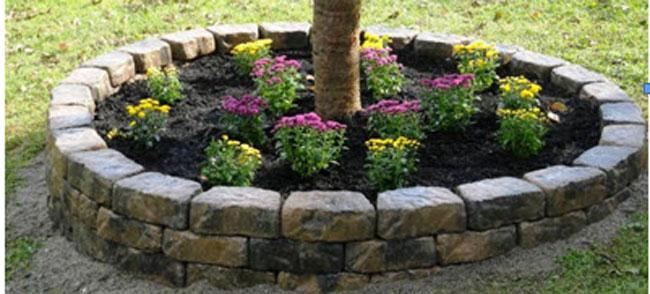 flower beds 15