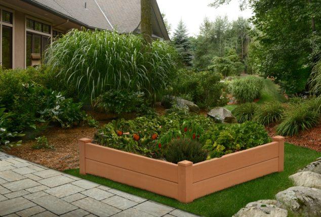 flower beds 7