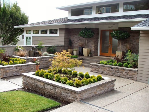 25+ The Best Front Garden Ideas