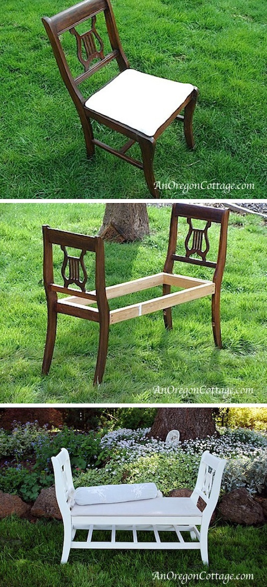 20 Awesome and Creative DIY Furniture Hacks