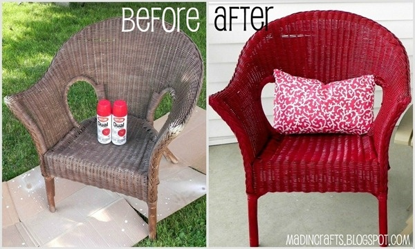 Cool Furniture Makeover Before and After