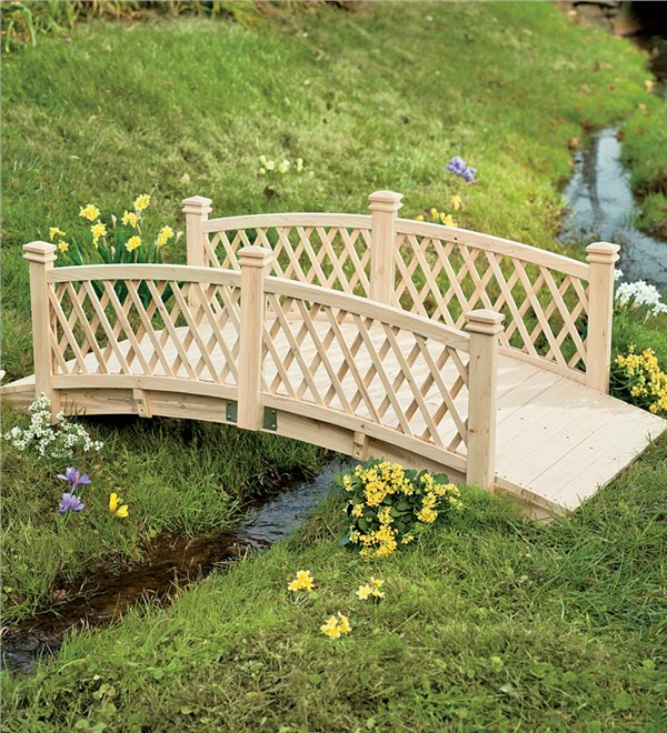 15+ Charming Garden Bridges That Will Crush Your Heart