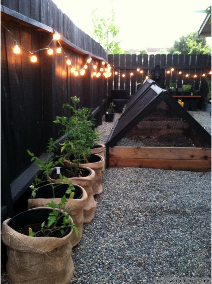 garden fence lighting 10