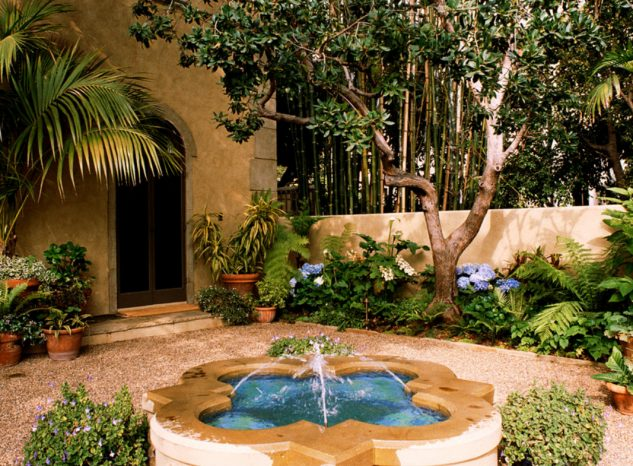 garden fountains and water ponds 15