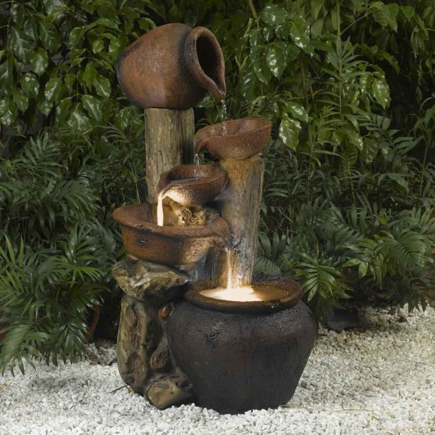 garden fountains and water ponds 4