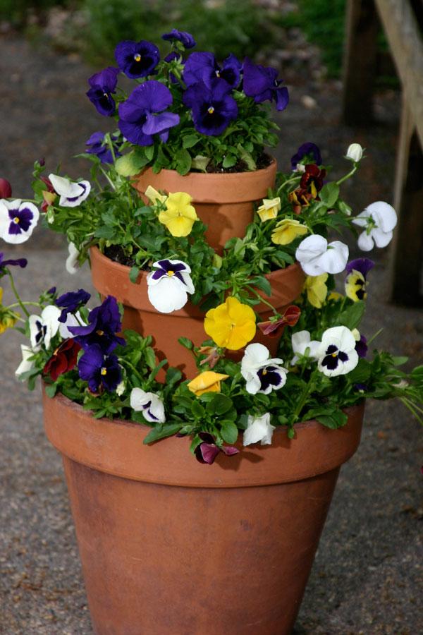 garden planter ideas 13