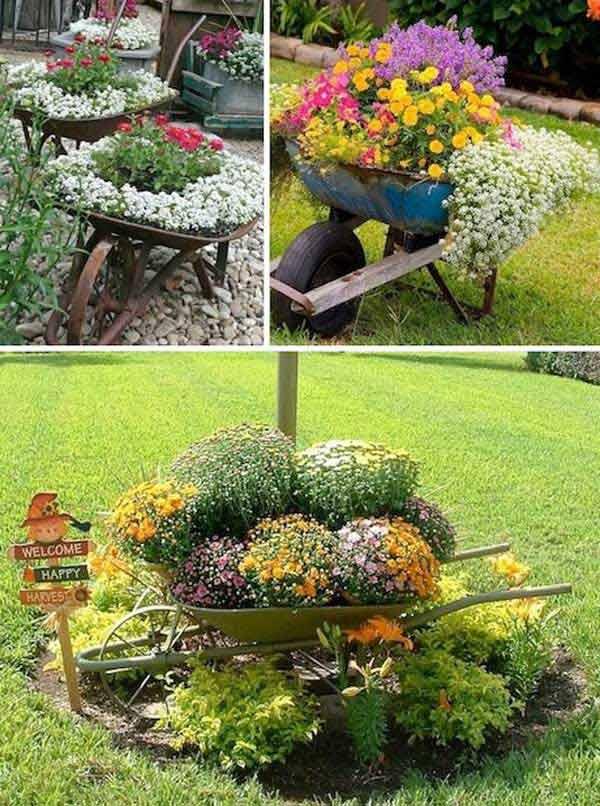 garden planter ideas 16