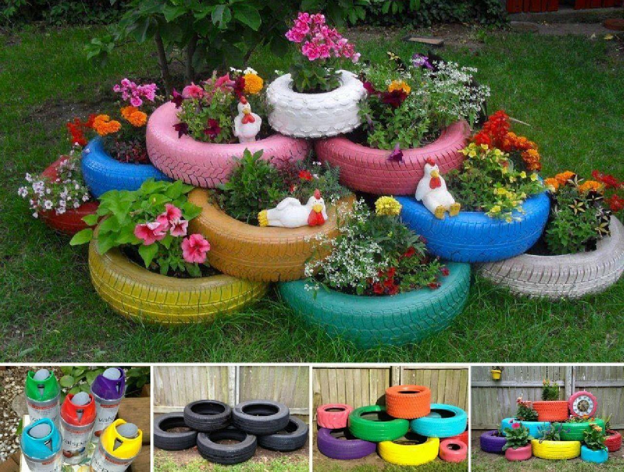 garden planter ideas 17