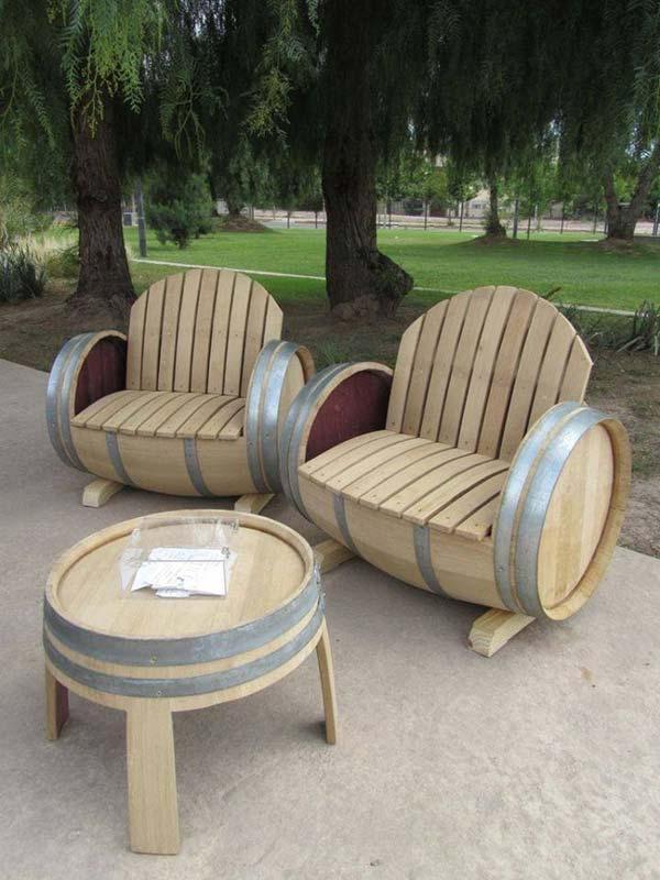 garden seating 12