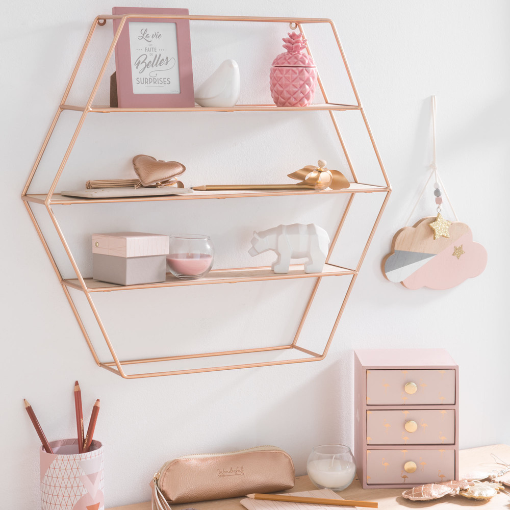 geometric shelves 14