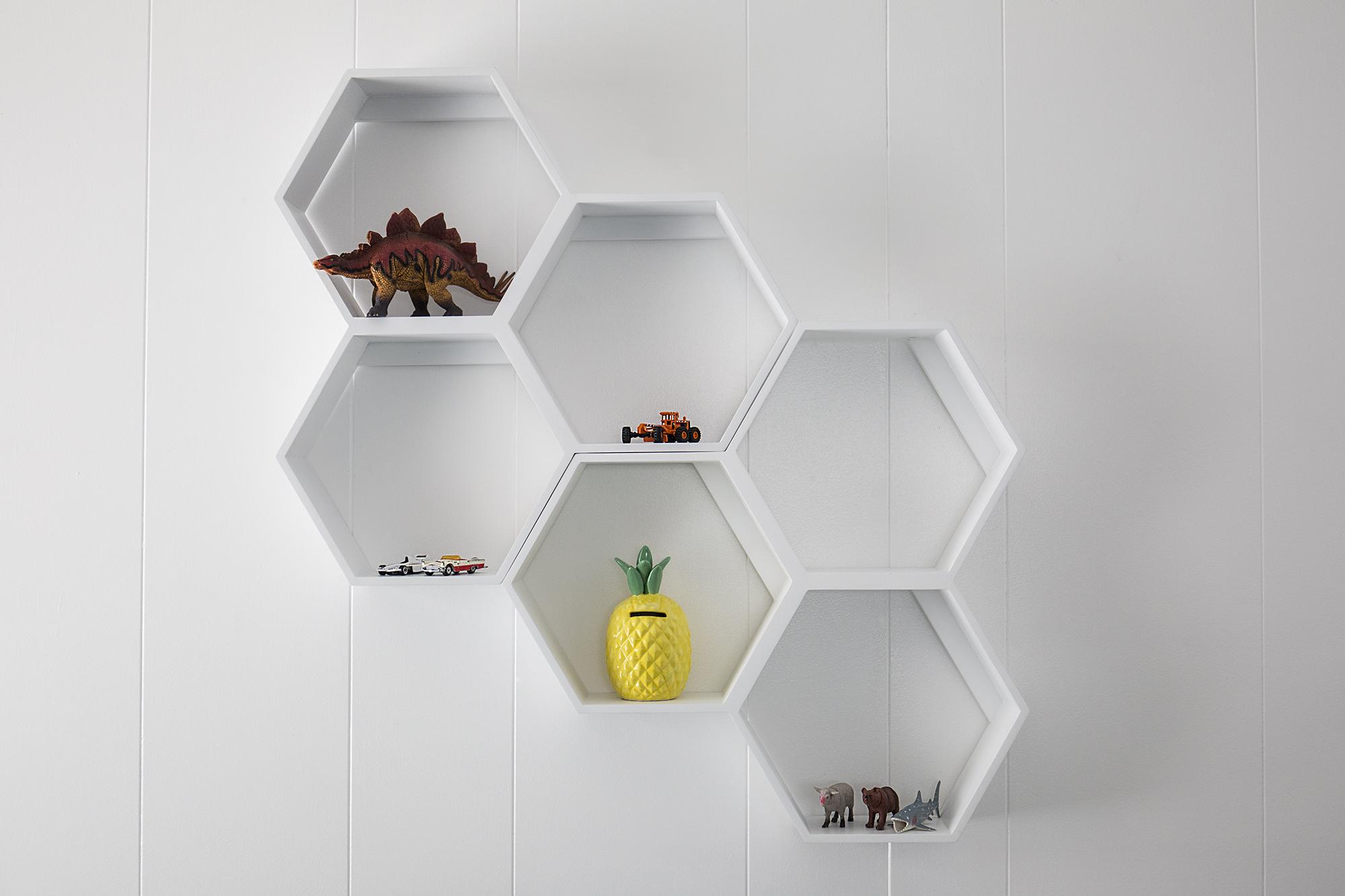 geometric shelves 15