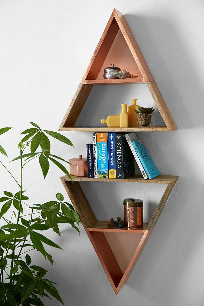 geometric shelves 2