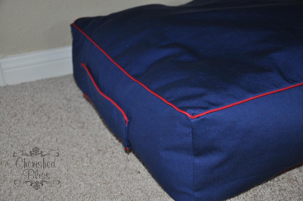 Diy Giant Chevron Floor Pillows : 10+ DIY Giant Floor Pillows