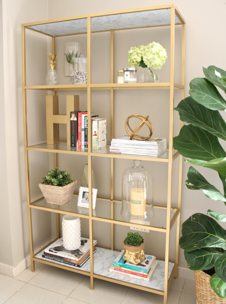 15+ Awesome Ideas for DIY Gold Decor
