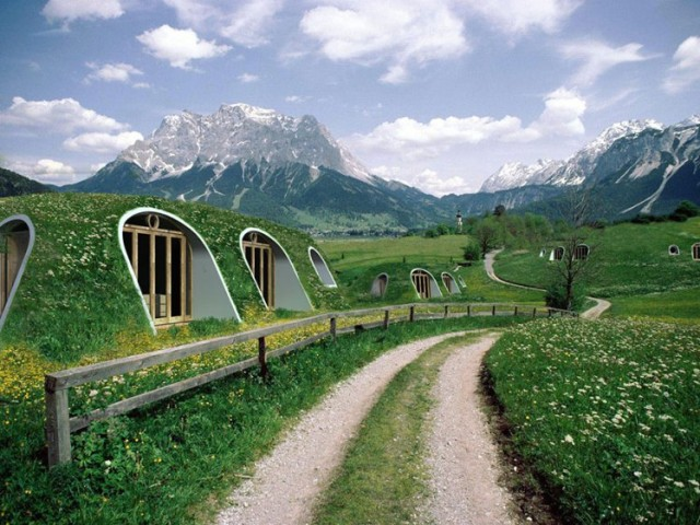 hobbit holes 1