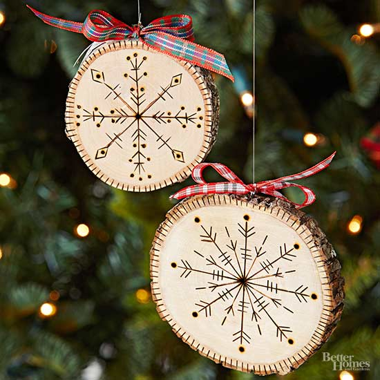 Stunning Homemade Christmas Ornaments
