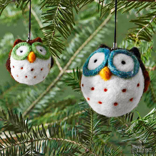 15+ Stunning Homemade Christmas Ornaments