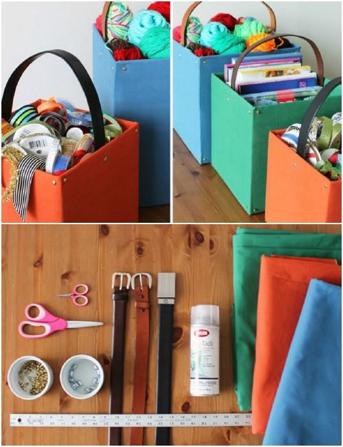 ideas cardboard boxes 1