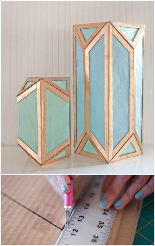 ideas cardboard boxes 10