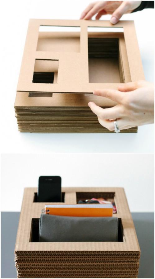 ideas cardboard boxes 22