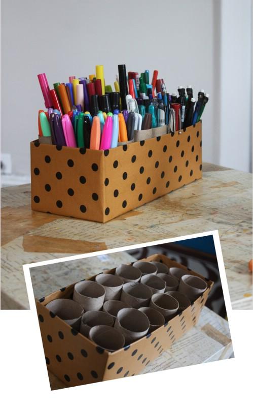 ideas cardboard boxes 30