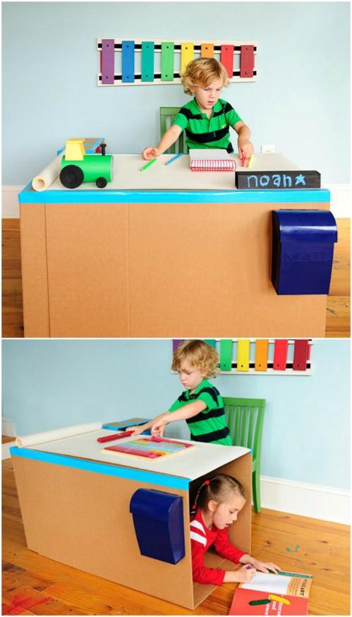ideas cardboard boxes 33