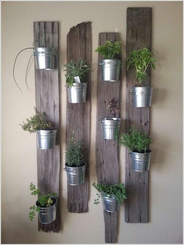 15+ Super Ideas for Styling Your Home With Indoor Herb Gardens
