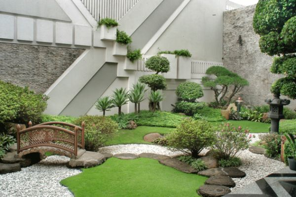 15+ Lovely Japanese Garden Design