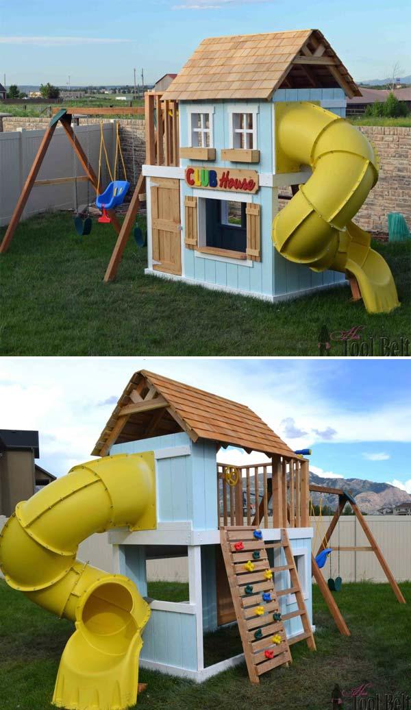 kids playhouse 10