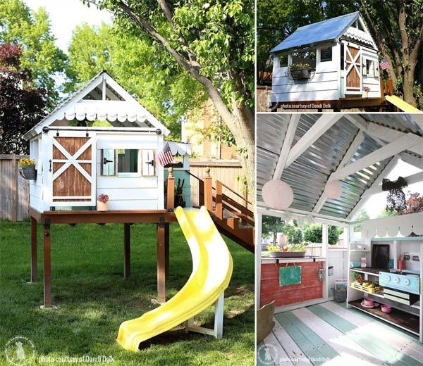 kids playhouse 15