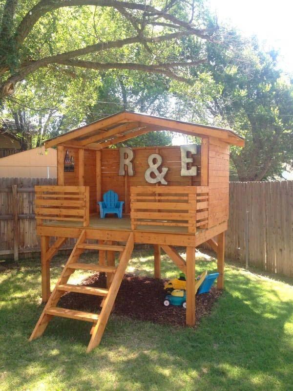 kids playhouse 4