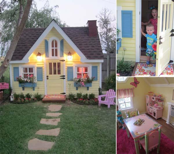 kids playhouse 8