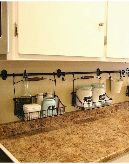 Practical Kitchen Organization Ideas that Will Save You a Ton of Space