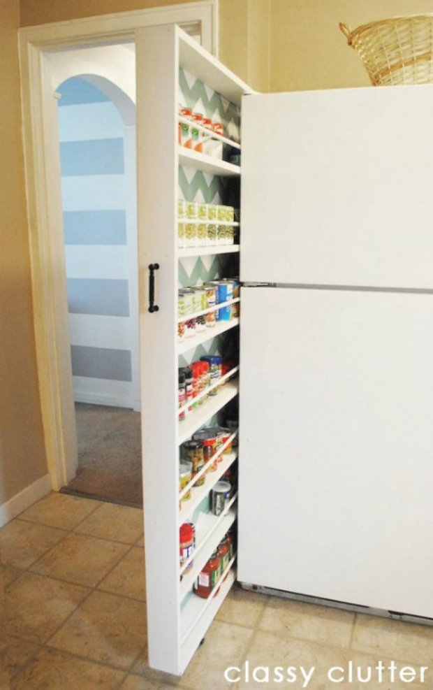 12+ Kitchen Storage Hacks That You Will Love
