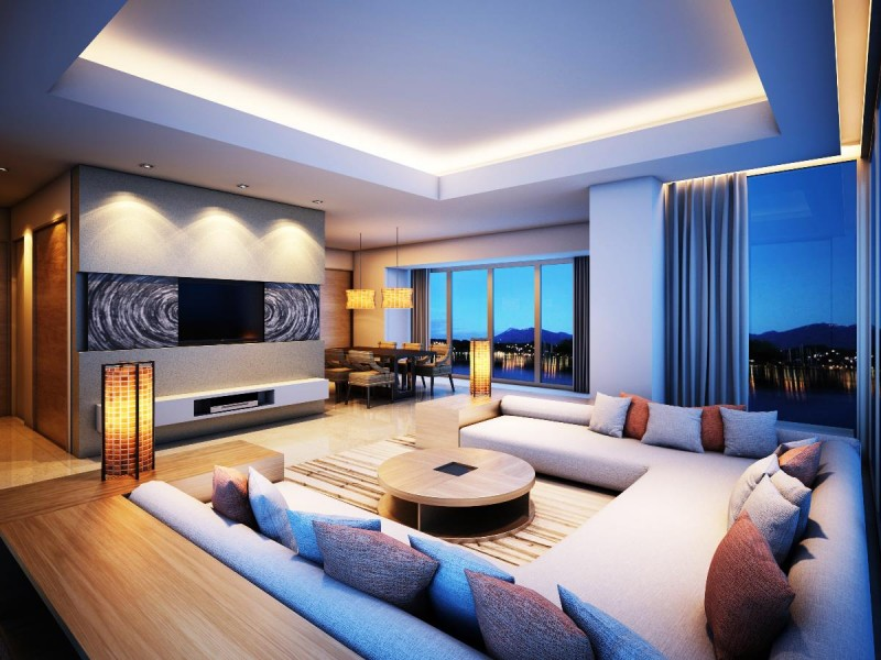 The Best Living Room Design Ideas