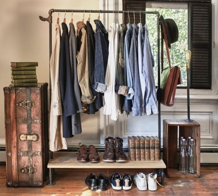 low money diy closet 14