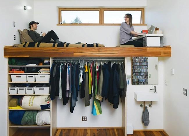 low money diy closet 16