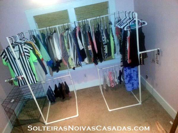 low money diy closet 2