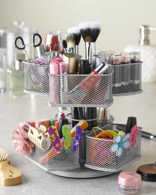 Brilliant Diy Makeup Storage Ideas