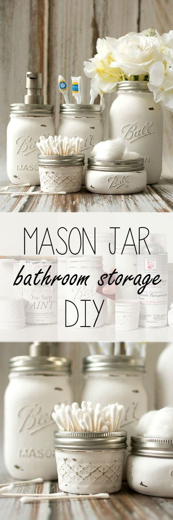 Amazing  Adorable DIY Mason Jar Crafts