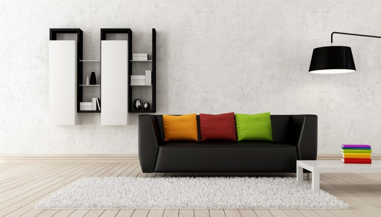 minimalist living room furniture